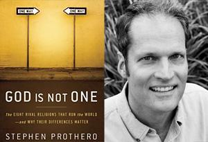 Author Stephen Prothero