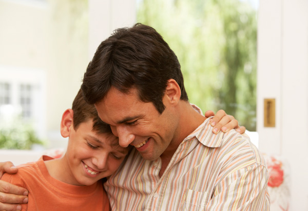 fathers and teenagers Shay bilchik, administrator from the administrator much has been written about the negative consequences of teen burgh study found that teen father-.