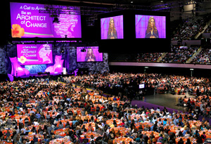 Women's Conference arena