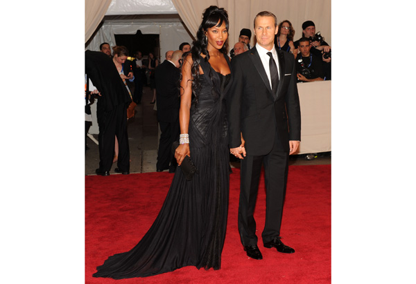 Naomi Campbell and Vladislav Vlad Doronin