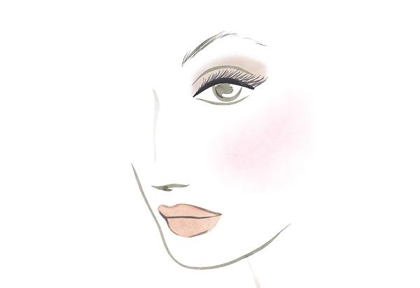 Tai's makeup