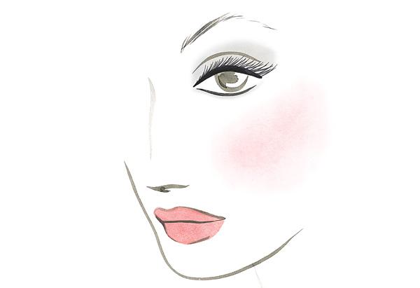 Allison's makeup