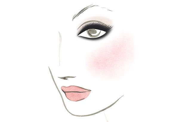 Mimi's makeup