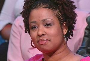 Ebony, J.L. King's daughter