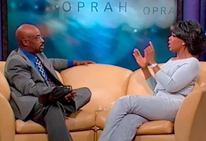 J.L. King and Oprah