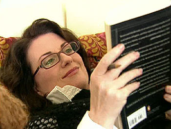 Actress Megan Mullally is one of Anna's biggest fans