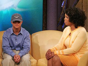 Steve-O and Oprah