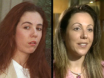 Amy Fisher, then and now