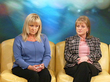 Victims of Molestation Sherri and Glenda