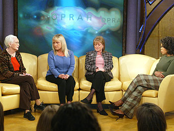 Martha, Sherri, Glenda and Oprah