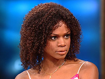 Actress Kimberly Elise