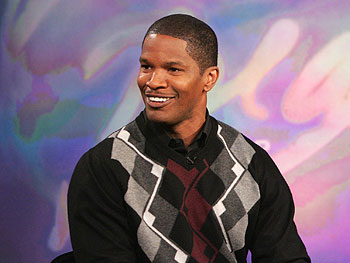 Introducing Jamie Foxx
