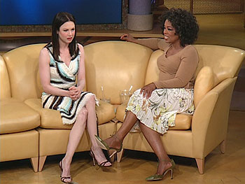 Renee Zellweger and Oprah