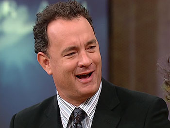 Tom Hanks juggles
