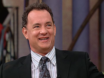 Tom Hanks talks about Christmas spirit