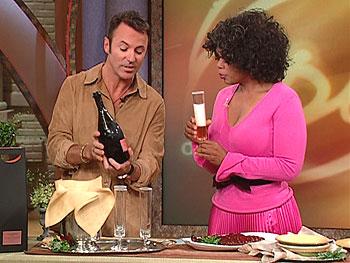 Veuve Clicquot La Grande Dame Rose Champagne