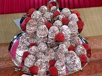 Teuscher's champagne truffles
