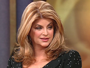 Kirstie Alley on how she gained weight