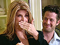 Nate Berkus and Kristie Alley