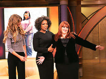 Gisele Bundchen, Amber and Oprah