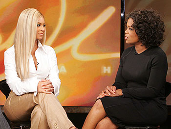 Beyonce on Oprah's Next Chapter
