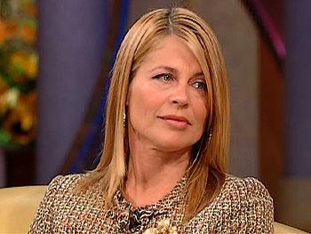 Actress Linda Hamilton