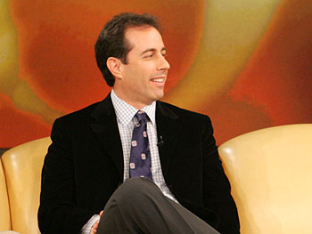 Jerry Seinfeld on the legacy