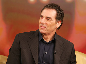 Michael Richards was Kramer