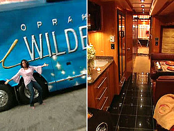 Oprah's Wildest Dreams Bus