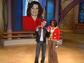 Paolo and Oprah