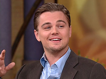 Leonardo DiCaprio talks about fame