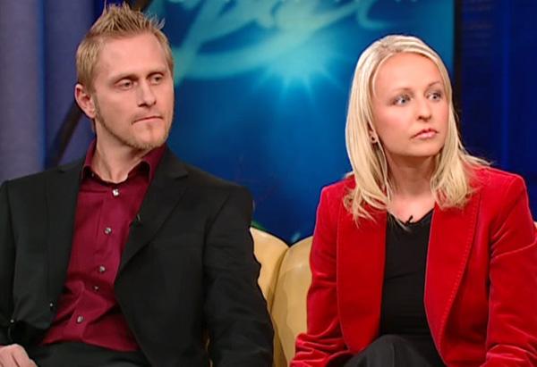 Anneli Pierce and Stefhan Markstrom