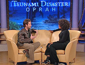 Nate Berkus on surviving the tsunami