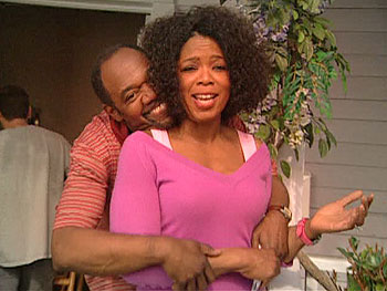 Oprah and her 'Desperate Housewives' husband