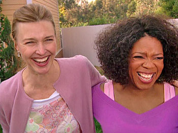 Oprah chats with Brenda Strong of 'Desperate Housewives'