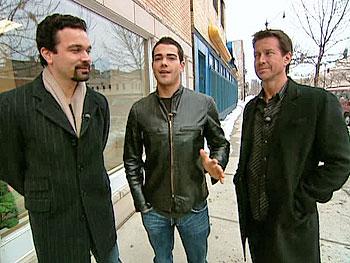James, Jesse and Ricardo