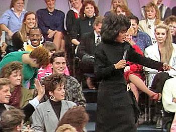 Oprah in 1988