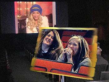 Abby, Gwen Stefani's biggest fan