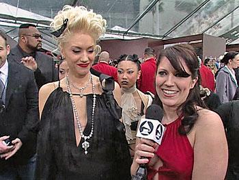 Models wearing L.A.M.B.