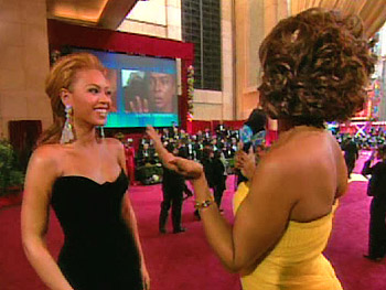 Beyonce and Gayle King