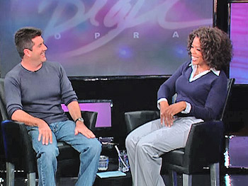 Simon and Oprah