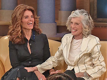 The best advice Eunice gave Maria Shriver