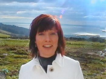 Caroline in Ireland