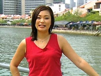 Tara in Singapore