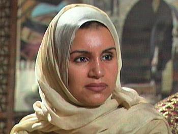 Rania Al-Baz in Saudia Arabia