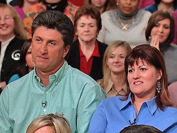 Angela and Kris don't see eye-to-eye about marriage.