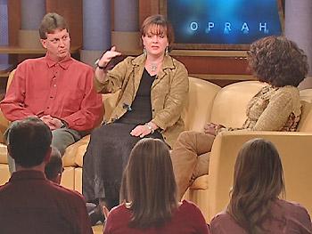 Bruce, Krista and Oprah