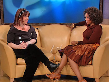 Stacey and Oprah