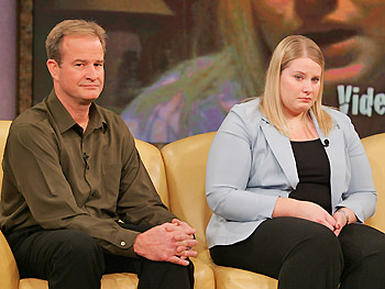 Kirk and Jill in 2005