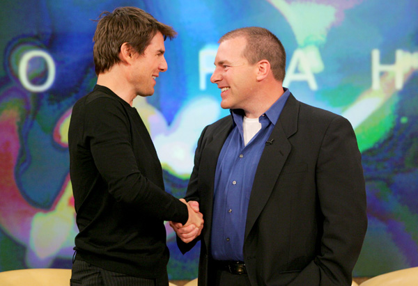 Tom Cruise and Tom Cruise